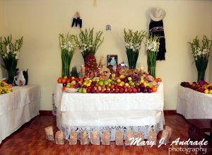 Altar San Pedro Zacán