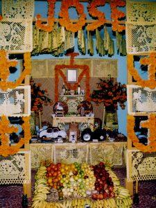 Altar San Pedro Zacan