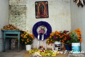 Altar Meseta Purhépecha