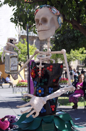 Los Cien Nombres Que Los Mexicanos Le Dan A La Muerte Day