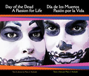 Day of the Dead - a passion for life. book cover.