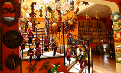 A Paradise For Copper Lovers In Mexico Day Of The Dead